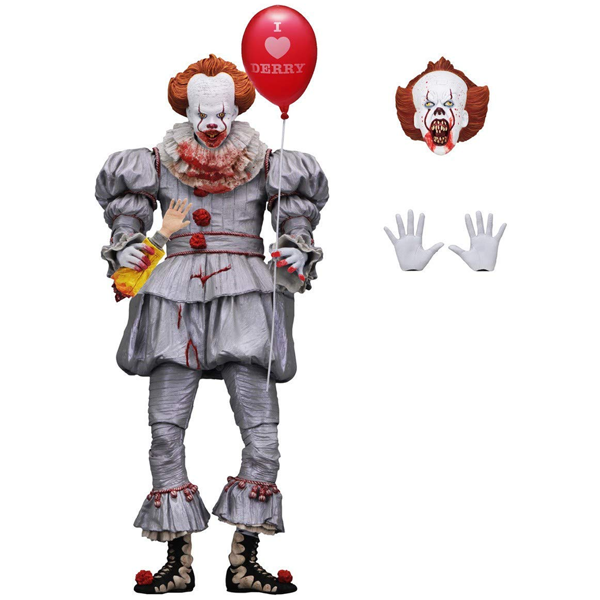 IT - Pennywise 'I Heart Derry' Figure - Packshot 1