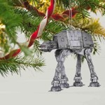 Star Wars - Episode V - Imperial AT-AT Walker Hallmark Keepsake Ornament - Packshot 2