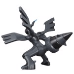 Pokemon - Zekrom DIY Kit Figure - Packshot 2