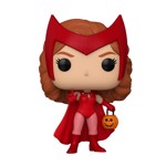 Marvel - WandaVision - Halloween Wanda Pop! Vinyl Figure - Packshot 1