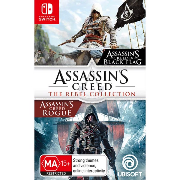 Assassin's Creed: Rebel Edition - Packshot 1