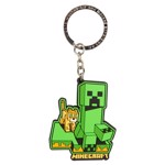 Minecraft - Craftable Creeper Keychain - Packshot 1
