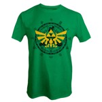 The Legend of Zelda - Hylian Crest T-Shirt - L - Packshot 1