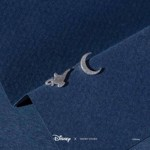 Disney - Aladdin - Lamp & Moon Short Story Silver Stud Earrings - Packshot 2