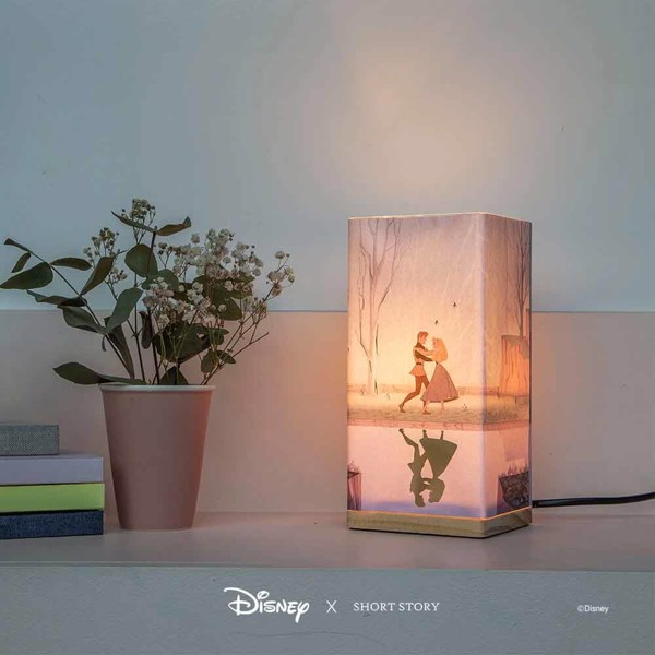 Disney - Sleeping Beauty - Aurora Short Story Kami Lamp - Packshot 5