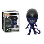 Alien - Xenomorph 40th Anniversary Metallic Blue Pop! Vinyl Figure - Packshot 1