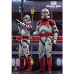 "Star Wars - The Clone Wars - Coruscant Guard 1:6 Scale 12"" Action Figure - Packshot 6"