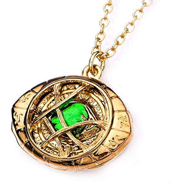 Marvel - Doctor Strange - Eye of Agamotto Replica Pendant - Packshot 1