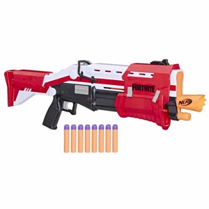 Fortnite - NERF Pump Action Fortnite TS Blaster