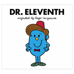 Doctor Who - Mr Men: Dr. Eleventh - Packshot 1