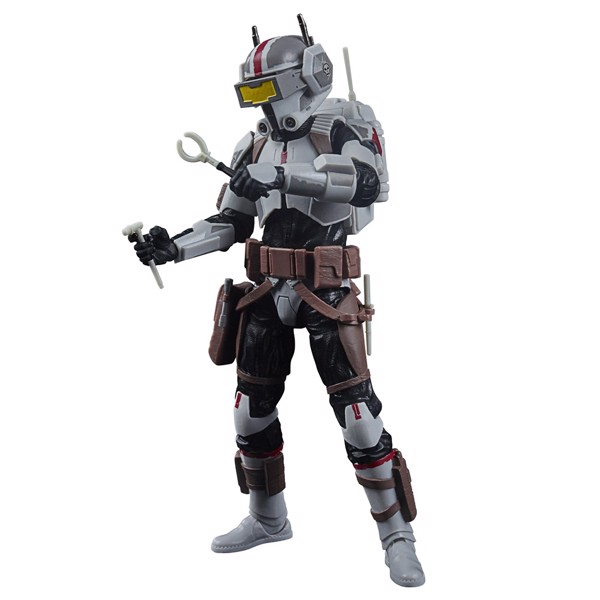"Star Wars - The Bad Batch Black Series Tech 6"" Action Figure - Packshot 1"