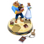 Disney - Beauty and The Beast Belle & Beast Finders Keypers Statue - Packshot 2
