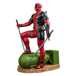 Marvel - Deadpool on Atom Bomb 1/6 Scale Statue - Packshot 2