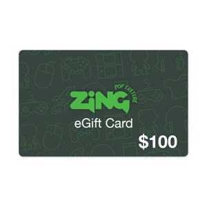 $100 Zing Pop Culture Gift Card