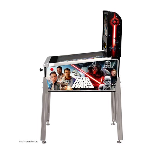 Star Wars Digital Pinball Arcade1Up Machine - Packshot 3