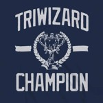 Harry Potter - Triwizard Champion T-Shirt - Packshot 2