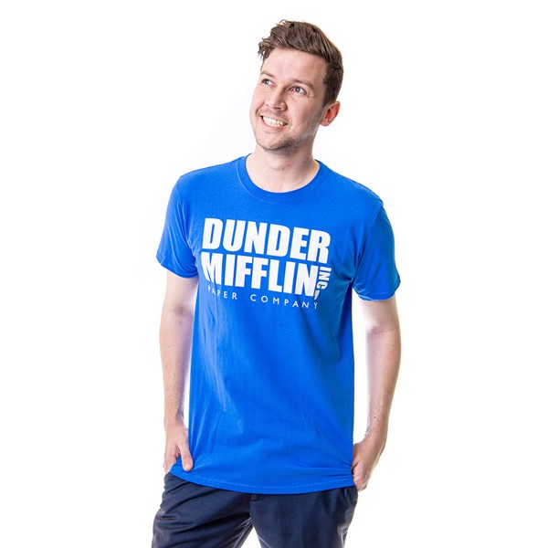The Office - Dunder Mifflin T-Shirt - Packshot 1