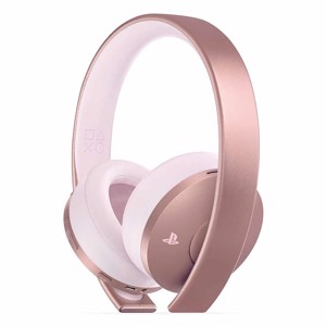 Sony PlayStation 4 Gold 7.1 Wireless Headset - Rose Gold Edition