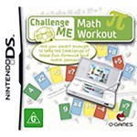 Challenge Me: Maths Workout! - Packshot 1