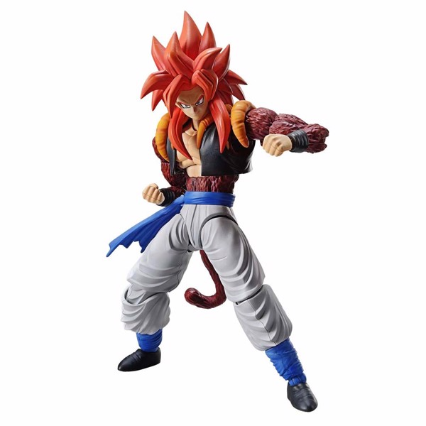 Dragon Ball GT - Super Saiyan 4 Gogeta Figure-rise Figure - Packshot 1