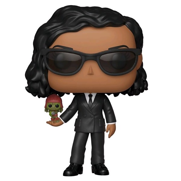 Men In Black International - Agent M with Pawny Pop! Vinyl Figure - Packshot 1