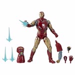 "Marvel - Avengers: Endgame Legends Series Iron Man Mark LXXXV 6"" Action Figure - Packshot 1"