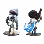 "Destiny - Ana Bray & Ice Thrall 4"" Figure 2-Pack - Packshot 3"