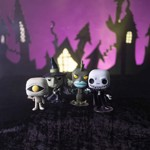 Disney - The Nightmare Before Christmas Mummy Boy Pop! Vinyl Figure - Packshot 2