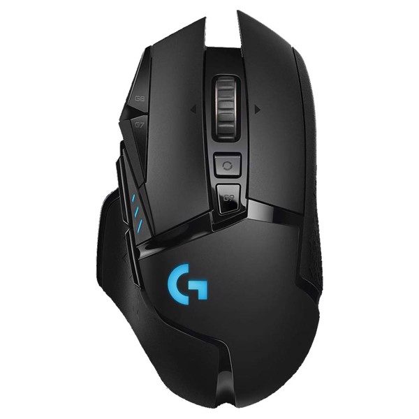 Logitech G502 LIGHTSPEED Wireless Gaming Mouse - Packshot 1