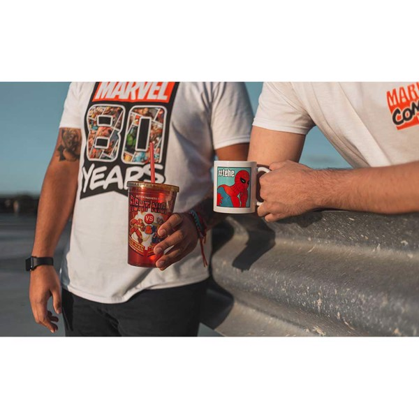 Marvel - 80 Spider-Man TeHe Mug - Packshot 3