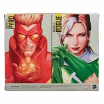 Marvel - X-Men - Legends Rogue and Pyro 2-Pack Figure - Packshot 6