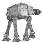 Star Wars - Episode V - Imperial AT-AT Walker Hallmark Keepsake Ornament - Packshot 4