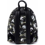 Nightmare Before Christmas - Halloween Town Tarot Loungefly Mini Backpack - Packshot 4