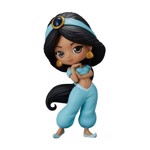 Disney - Aladdin - Jasmine Normal Q Posket Figure - Packshot 1