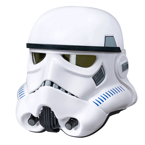 Star Wars - Stormtrooper Helmet Replica - Packshot 1
