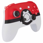 Nintendo Switch PowerA Enhanced Wireless Controller - Pokeball - Packshot 2