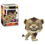Disney - Lion King (2019) - Scar Flocked Pop! Vinyl Figure - Packshot 1