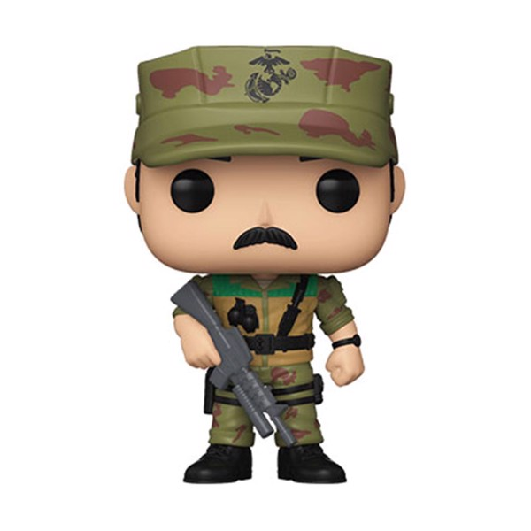 G.I Joe - Leatherneck Pop! Vinyl Figure - Packshot 1