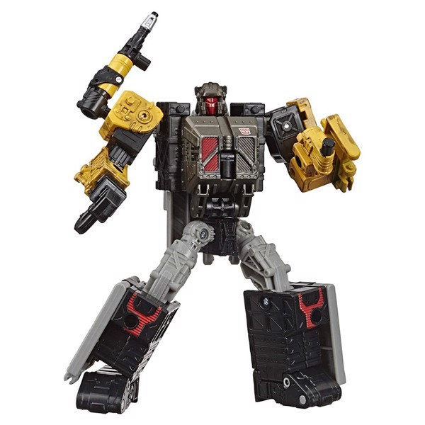 Transformers - Earthrise War for Cybertron Deluxe Ironworks Action Figure - Packshot 1