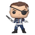 Marvel - Nick Fury 1st Appearance 80th Anniversary NYCC19 Pop! Vinyl Figure - Packshot 1