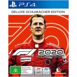 F1 2020 Deluxe Schumacher Edition - Packshot 1