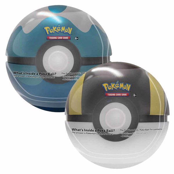Pokemon - TCG - Poké Ball Tin 2020 (Assorted) - Packshot 1
