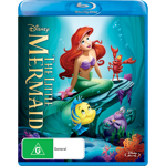 Disney - The Little Mermaid Blu-Ray - Packshot 1