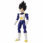 Dragon Ball Super - Dragon Stars - Vegeta Version 2 Action Figure - Packshot 3