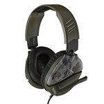 Turtle Beach® Recon 70 Green Camo Gaming Headset - Packshot 3