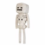 "Minecraft - Skeleton 12"" Plush - Packshot 1"