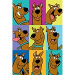 Scooby-Doo - The Many Faces of Scooby-Doo Poster - Packshot 1