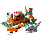 Minecraft - LEGO The Taiga Adventure - Packshot 3