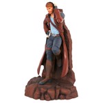 "Marvel - Guardians of the Galaxy - Star-Lord Comic Marvel Gallery 9"" PVC Diorama Statue - Packshot 3"