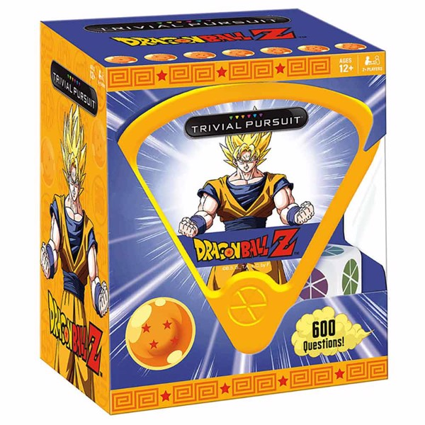Dragon Ball Z Trivial Pursuit - Packshot 1